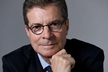 Antoine Compagnon professeur au Collège de France