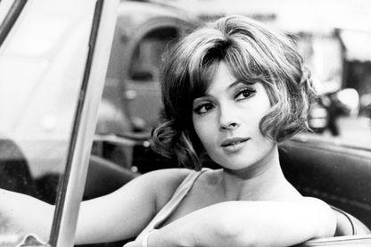L'actrice française Dany Carrel