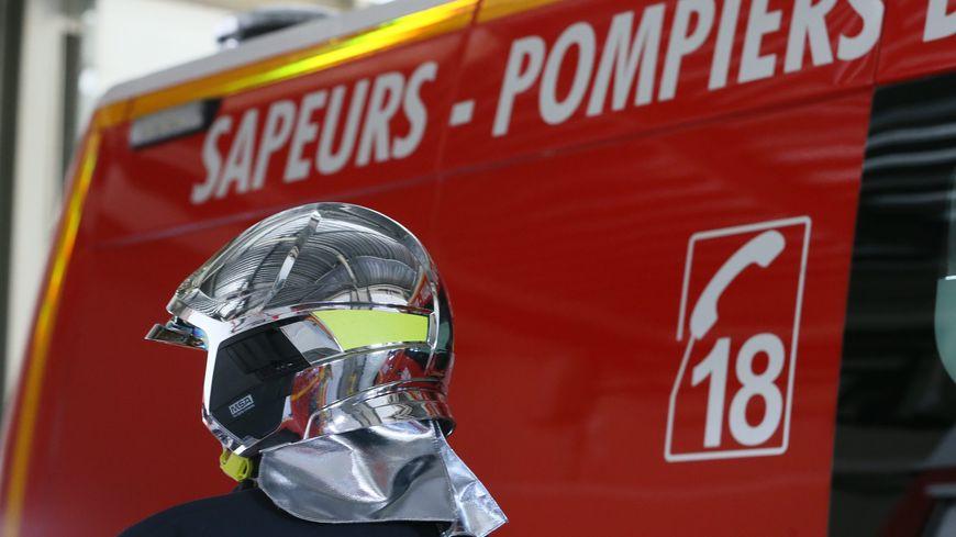 Une trentaine de pompiers étaient venus à bout des flammes dans un appartement de la rue de la Paix (photo d'illustration)