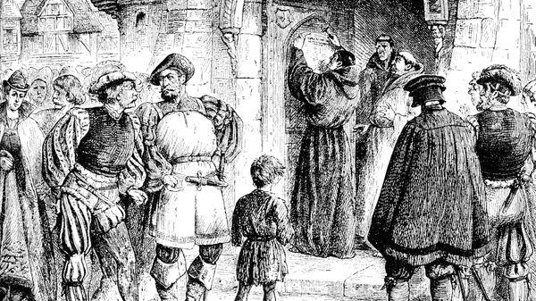Luther et le protestantisme :  les 500 ans de la Réforme (3/5)