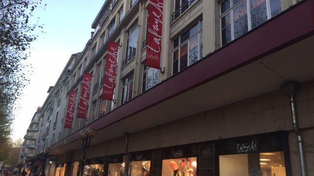 Galeries Lafayette : le magasin de Chambéry pourrait être cédé