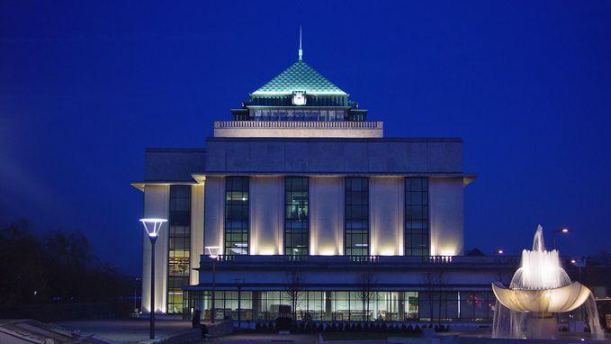 La bibliothèque centrale de Tours