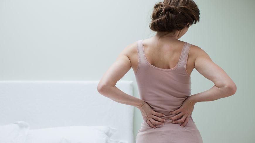 mal au dos ou lombalgie
