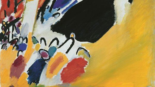 """Quelle musique voyez-vous sur le tableau : """"Impression III (Concert)"""", de Vassily Kandinsky, 1911 ?"""