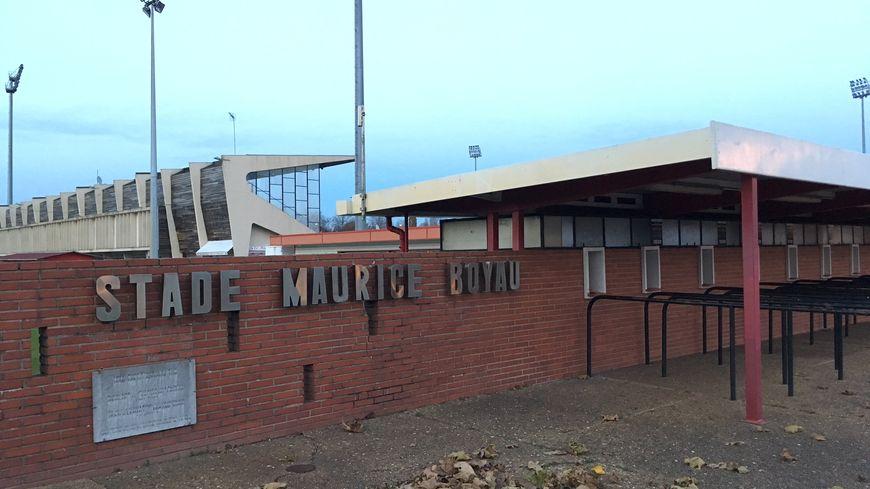 Le stade Maurice Boyau à Dax