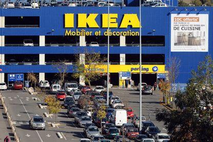 La sortie chez Ikea, le montage des meubles Ikea sont de véritables épreuves pour le couple