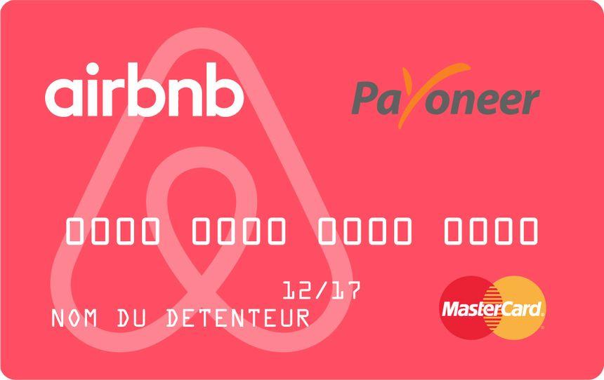La carte Airbnb