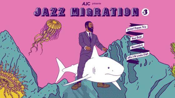 visuel Jazz Migration #3