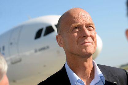 Tom Enders, actuel patron d'Airbus