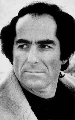 Philip Roth en 1973, photographié par Nancy Crampton