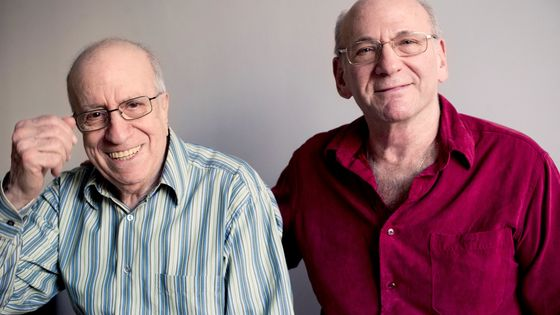 Martial Solal et Dave Liebman