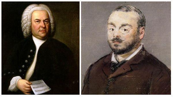Propos sur Bach d'Emmanuel Chabrier (1888)