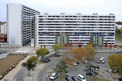 Cité de la Reynerie, à Toulouse