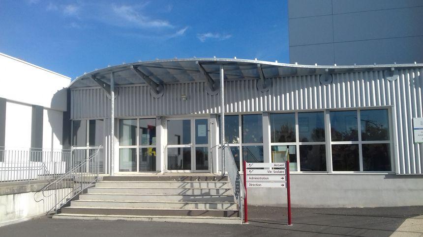 Le collège Arlette-Guirado d'Archiac
