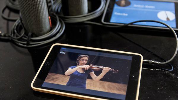 Une plateforme numérique permet aux élèves de se glisser dans la peau d'un compositeur baroque