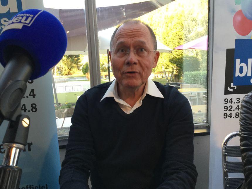 Docteur Philippe Brosset directeur du Rapceal de Haute Vienne