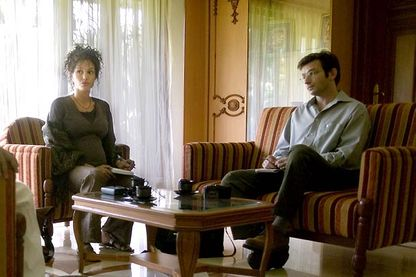 Un coeur invaincu : Angelina Jolie, Dan Futterman, Michael Winterbottom