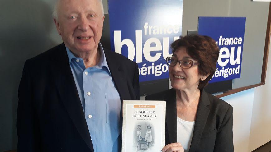 Armand et  hélène Braun