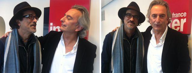 Atiq Rahimi et Frédéric Schiffter