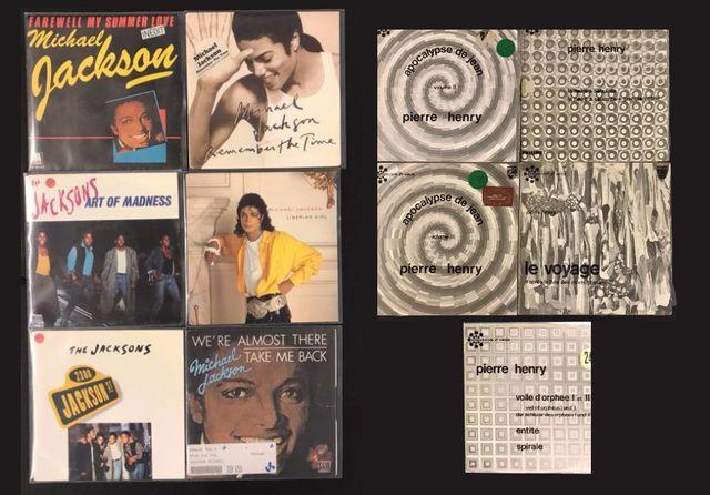 Lot N° 497 - Soul/Funk || Lot N°12 - Musique expérimentale