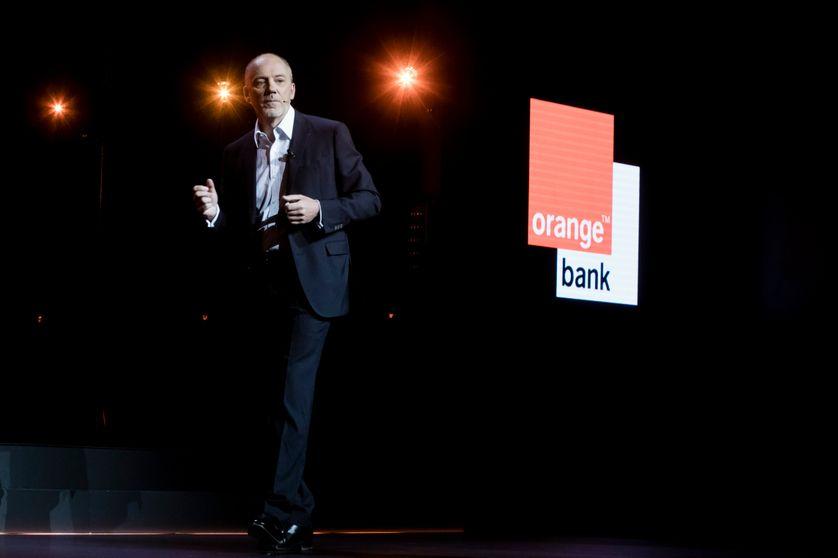 Stéphane Richard entre en force sur la banque mobile avec ses 22 millions d'abonnés.