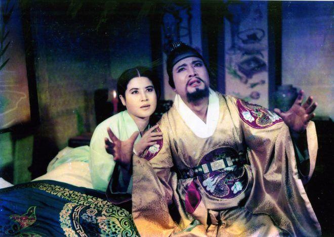 Prince Yeonsan, un film de SHIN Sang-ok