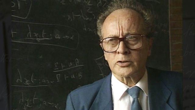 """Henri Pézerat, père de Pierre Pézerat, réalisateur du documentaire """"Les sentinelles"""""""
