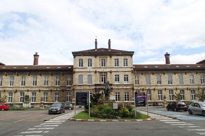 Hopital Saint-Anne