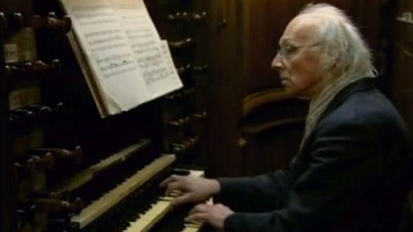 Décès de l'organiste Michel Chapuis