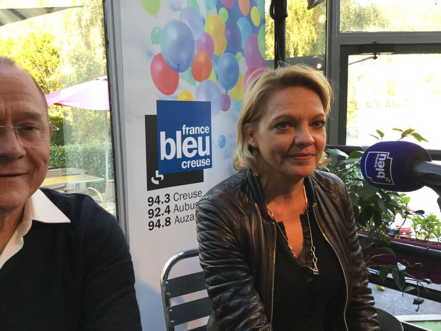 Valérie Moriau directrice adjointe et orthophoniste