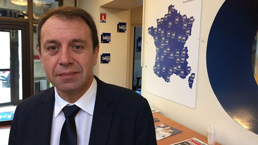 François Jolivet, député La République en Marche de l'Indre