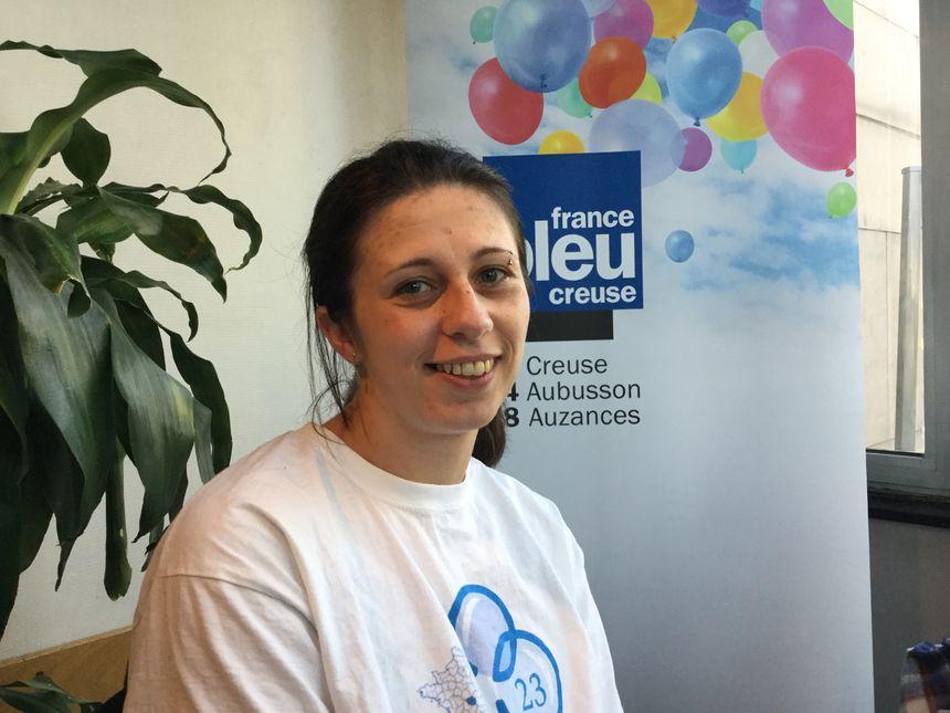 """Ingrid Seurin  chargée du Groupe """"autisme au féminin"""
