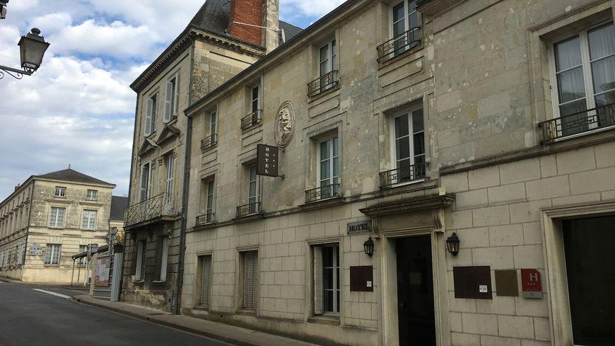 Azay-le-Rideau : bientôt un hôtel 4 étoiles ?