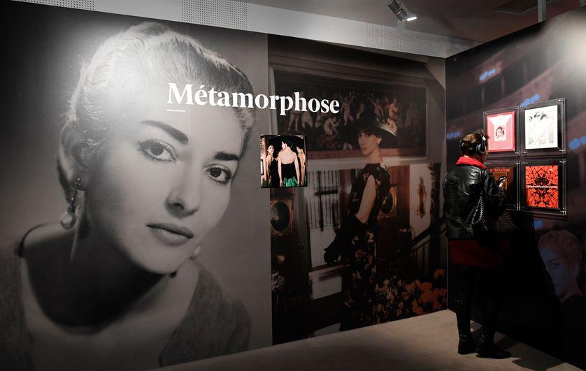 "L'exposition ""Maria by Callas"" à la Seine Musicale"