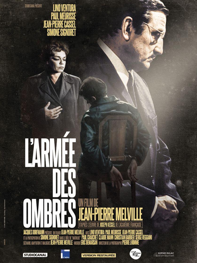 L'armée des ombres, Jean-Pierre Melville