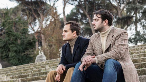Giulio Biddau et Norberto C. Respighi jouent Respighi à quatre mains (enregistré en public au Studio 106)