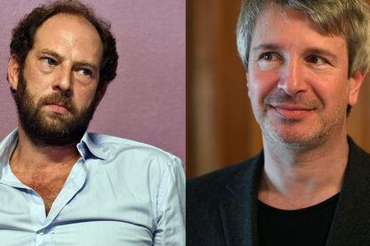 Olivier Guez et Eric Vuillard