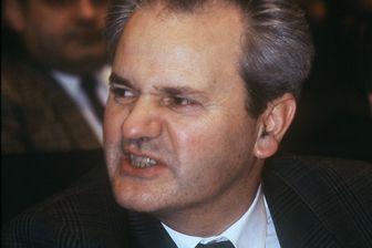 Slobodan Milosevic (en 1998)