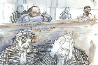 Abdelkader Merah et Fettah Malki dans le box des accusés