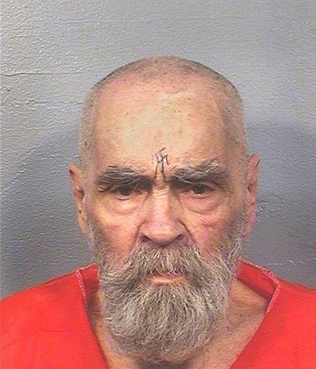 Dernière photo de Charles Manson prise en août 2017