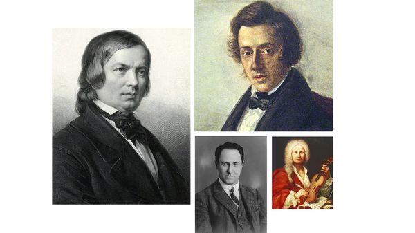 Leó Weiner, deuxième volet et symphonies de Schumann