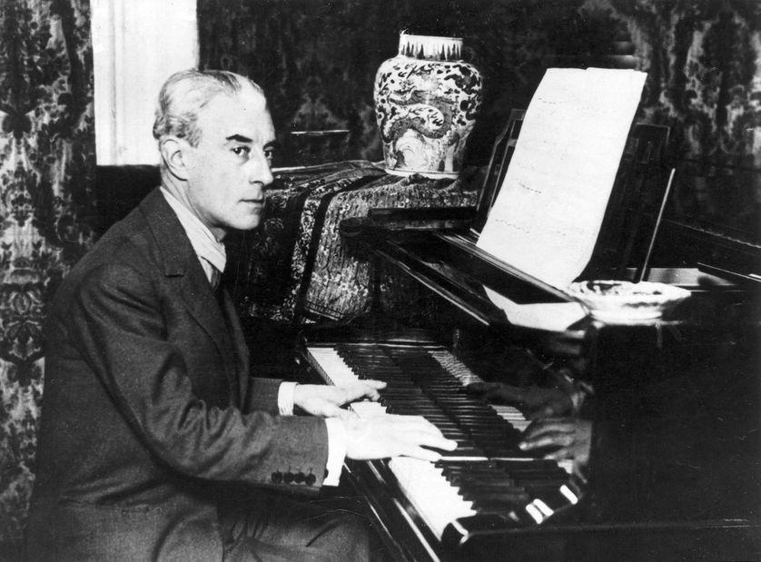 Maurice Ravel en 1932