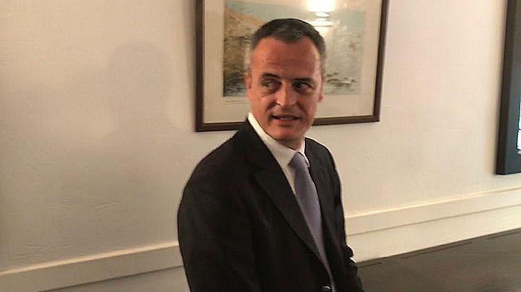 """Xavier Dateu maintient sa candidature, malgré sa défaite lors du vote interne. Il juge que la procédure a été """"mal ficelée"""""""