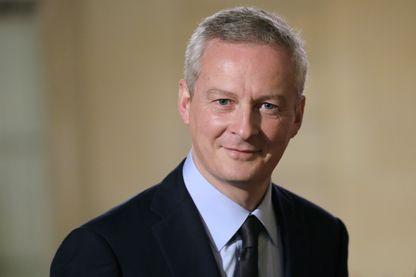Bruno Le Marie, Ministre de l'Economie et des Finances