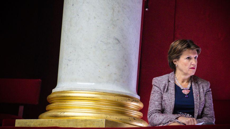 Annie Genevard vice présidente de l'assemblée nationale