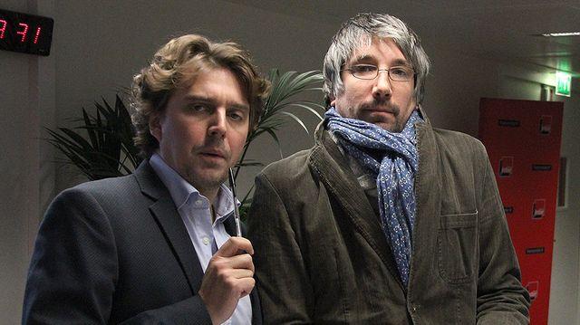 Alex Vizorek et Harold de Saint-Désir