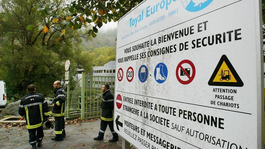 Toyal Europe a été victime d'un incendie