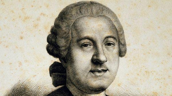 Johann Adolf Hasse à Dresde en 1756 (1/5)