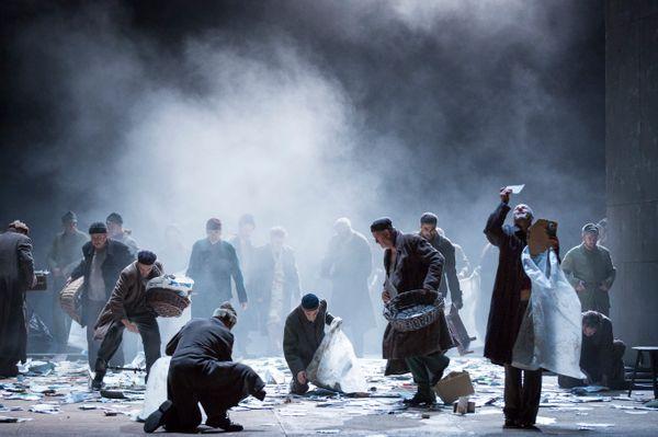 De la maison des morts, opéra Bastille 2017