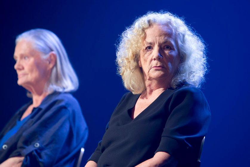 La Nostalgie des blattes de Pierre Notte, mise en scène de l'auteur, Théâtre du Rond-Point